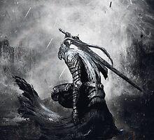 Artorias The Abysswalker / Dark Souls  by munoz