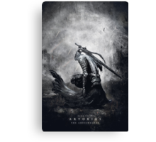 Artorias The Abysswalker / Dark Souls  Canvas Print