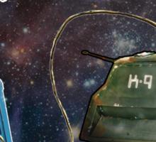Space Walkies! Sticker