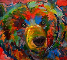 Grizzly Bear by mwagner91