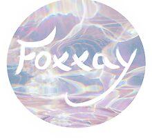 Foxxay by nach-o-kid