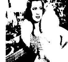 Irene Dunne Is Ready For A Night Out by Museenglish