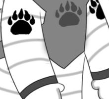 Astronaut bear  Sticker