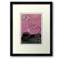 Ascend (Meninadanca Charity Print) Framed Print