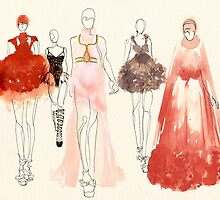 Alexander McQueen - 2013 Favorites by kimberlylams