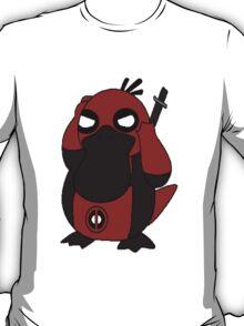 Deadpool Psyduck T-shirt T-Shirt