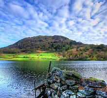 Rydal Water, Lake District by Stephen Smith