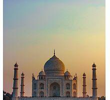 The Taj Mahal by Hannah Bates
