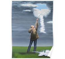 Cloud picker Poster