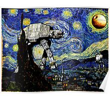 Starry Night versus the Empire Poster