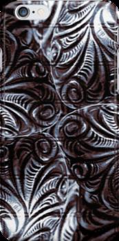 Abstract Swirls  by DFLC Prints