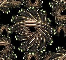 Ornamental Fancy Pattern  by DFLCreative