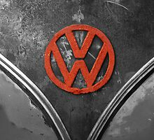 VW Badge by AndyHuntley