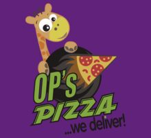 OP's Pizza Delivers (large - no pun intended) by konman96