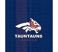 Denver Broncos - Star Wars NFL TaunTauns v2 by CooliPhones
