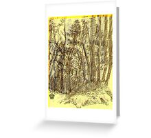 Thicket 2 Greeting Card