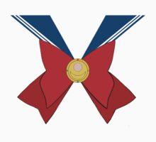Sailor Moon Bow & Collar (Series 1) by CraftyChloe23