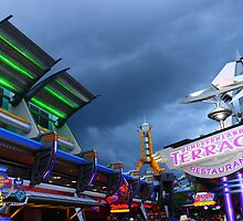 Tomorrowland by Diana Kelly