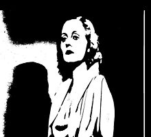 Tallulah Bankhead Is Taking It Easy by Museenglish