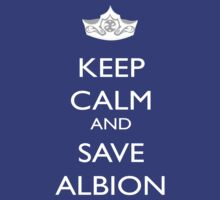 Save Albion T-Shirt