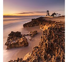 Pastel Sunrise Photographic Print