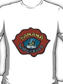 Banana Waterfall T-Shirt T-Shirt