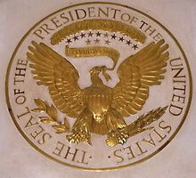 The Presidential Seal by nutty1kel