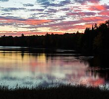 Peaceful Daybreak by Kenneth Keifer
