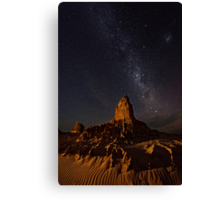 Planet Mungo II Canvas Print