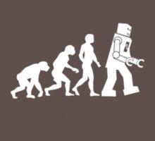Evolution of Robot Sheldon Cooper by b8wsa