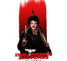 Hannibal WILL GRAHAM - Inglorious Basterds AU by haanigram