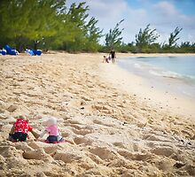 Bahamas Beach by twinnieE