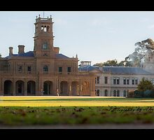Werribee Mansion Park by AlexDexterEvas