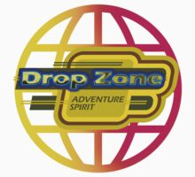 Drop Zone Tee-shirt and Stickers by nhk999