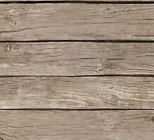 Weathered Wood  by Homicidium