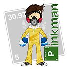 Breaking Bad 'Pinkman' by MurphyCreative