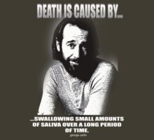 george carlin again by redboy