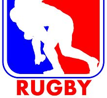 Rugby League Logo by kwg2200