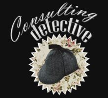 Consulting Detective by thescudders