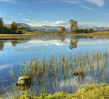 Wise Een Tarn,The Lake District by VoluntaryRanger