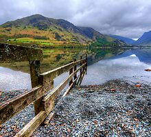 Buttermere, Lake District by English Landscape Prints