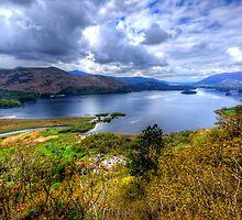 Derwentwater, Lake District by Stephen Smith