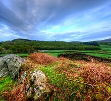 Duddon Valley, Lake District by English Landscape Prints