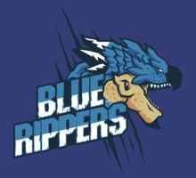 Monster Hunter All Stars - Blue Rippers [Subspecies] by bleachedink