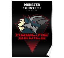 Monster Hunter All Stars - Howling Devils [Subspecies] Poster
