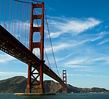 Golden Gate by tmbolle