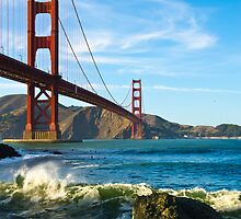 Golden Gate Breaks by tmbolle