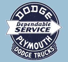 Dodge Plymouth Service by KlassicKarTeez