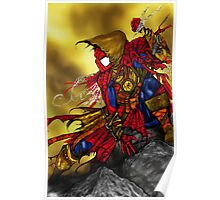 Spider Man Sorcerer Poster