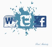 WTF SOCIAL NETWORKING  by VividAudacity